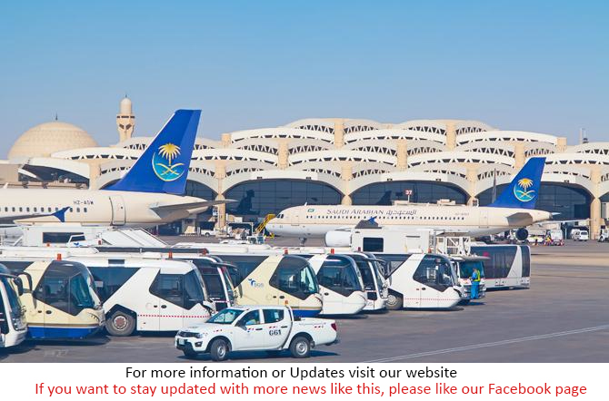 Update for Saudi Arabia Travelers